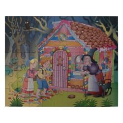 Grafix Fairy Tale Puzzle 2x28 pcs 120197
