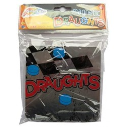 Board game Grafix Magnetic Draughts 130557