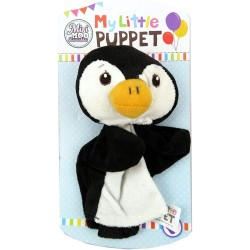 Soft toy Grafix My First Hand Puppet Pinguin 290041