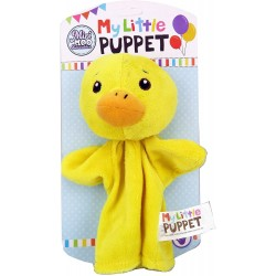 Soft toy Grafix My First Hand Puppet Duck 290041