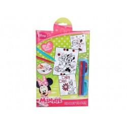 Art set Grafix Minnie Bows 3D Dot To Dot 360248