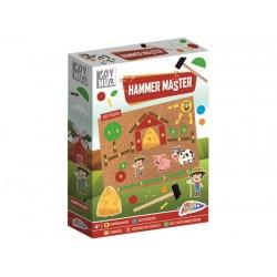 Grafix Hammer Tap Farm 17x22cm HATI/GE