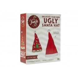 Craft set Grafix Decorate Your Own Ugly Santa's Hat RB010195
