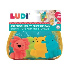 Bathing set in a bag Ludi Bath Squirters 40064