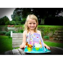 Bathing set Meadow Kids Castle Floating Activity Scene MK153
