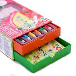 Art Set Meadow Kids Mini Secret Garden Fingerprint Friends MK198