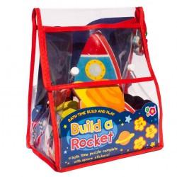 Bathing set Meadow Kids Build a Rocket MK232