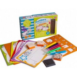 Art Set Meadow Kids Numbers and Shapes Set MK262