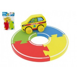 Educational toy Millaminis My First Roads (5 Pcs) 20080