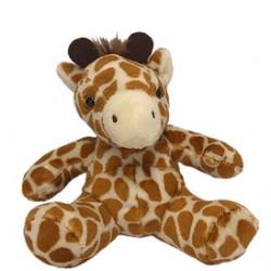 Plush toy mini Molli Toys Giraffe 8081