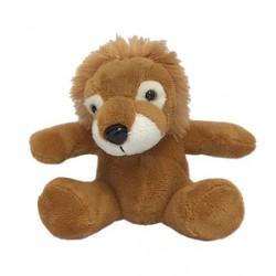 Plush toy mini Molli Toys Lion 8083