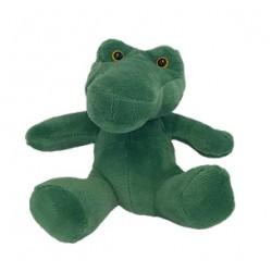 Plush toy mini Molli Toys Crocodile 8084