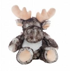 Plush toy Molli Toys Moose Helge 8509
