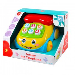 Activity toy PlayGo Tommy the Telephone 2180