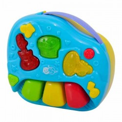 Musical toy PlayGo 2 in 1 Telephone & Piano 2594