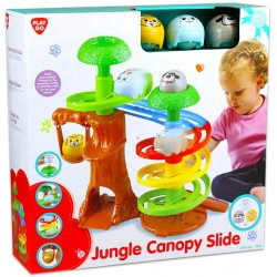 Educational toy labyrinth PlayGo Jungle Canopy Slide 2810