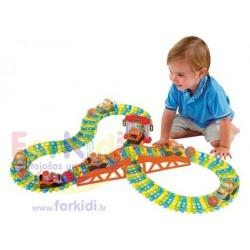 Constructor PlayGo Track Bulldozer 2980
