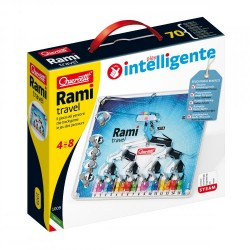 Board game Quercetti Mini Rami Travel 1009