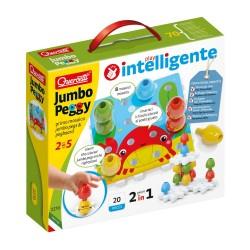 Educational set Quercetti Jumbo Peggy Primo Mosaic 2270