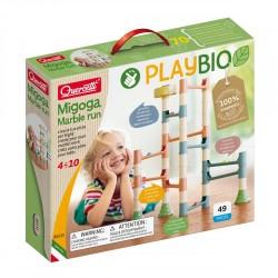 Constructor Quercetti Play Bio Marble Run Basic 86535