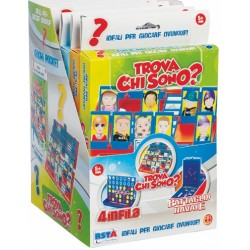 """Board game """"Guess Who?"""" RSTA 8873"""