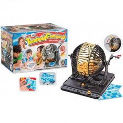 Board game bingo wheel with accessories Tombola Classica 48 cartelle 9607