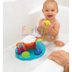 Bathing set Sassy Scrub&Dub Car Wash 10017