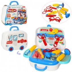 Play set doctor Medical Kit 008-918A