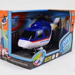 Helicopter Light/Sound Battery Operated City Special 2018-ABCDE