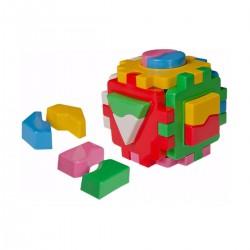 Constructor cube - sorter Logic Teh Toy Smart Kid 2452