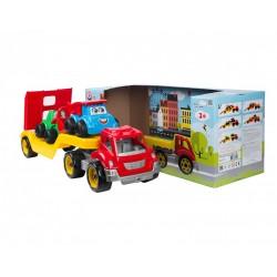 Auto transporter Teh Toy Car Hauler Truck Set (25*20*65) 3930