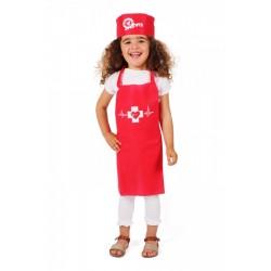 Play set Teh Toy Medical Kit 24.5*19.5*3.5 cm 4302