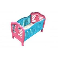Children's toy Teh Doll Bed 4517