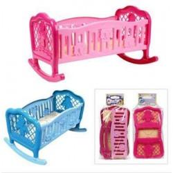 Children's toy Teh Doll Bed 4531