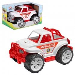 Car Teh Toy SUV Ambulance 25*36*20cm 4982