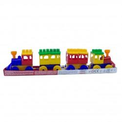 Play set train Maximus Meccano Locomotive Kid 36 pcs. 5149
