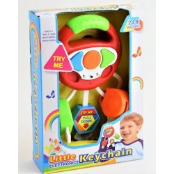 Musical toy Baby Keychain 65115