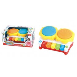 Musical toy Learning Fun Piano and Bongos FS-34788