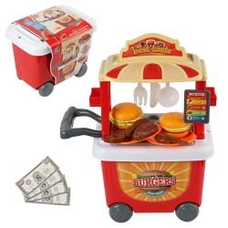 Play kitchen set My Carry Along Burger Set CF8636