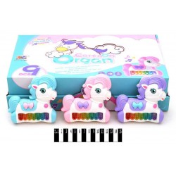 Musical toy Learning Fun Mini Piano LJ8809E