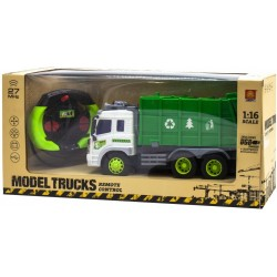 Auto R/C Model Truck Green WY1006D
