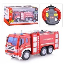 Auto Fire Truck Radio Commande RC WY995