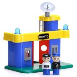Play set Viking Toys Police 5560