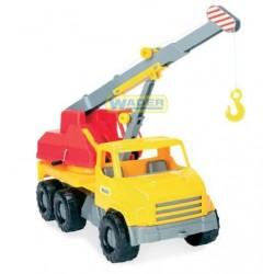 Car Wader Big City Crane Truck 32600