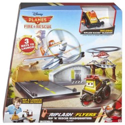 Mattel Disney Planes Playset BGP05