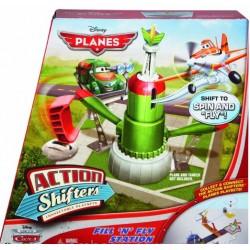 Mattel Disney Planes Action Fly Station BFM40