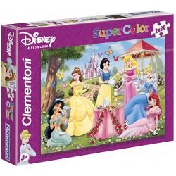 Clementoni Princess puzzles 2x20 pcs 24676