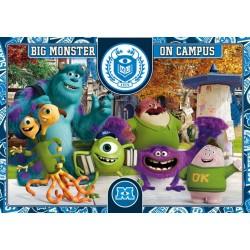 Clementoni Puzzle 60 pcs Monster University 26889