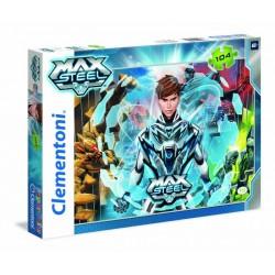 Clementoni Puzzle Max Steel Maximize 104 pcs 27895