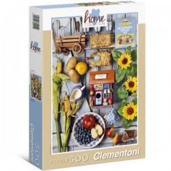 Clementoni Garden Puzzle 500 pcs 30421